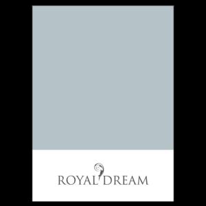 Jersey-Spannbetttuch ROYAL DREAM Jersey Elastan Farbe 47-silber